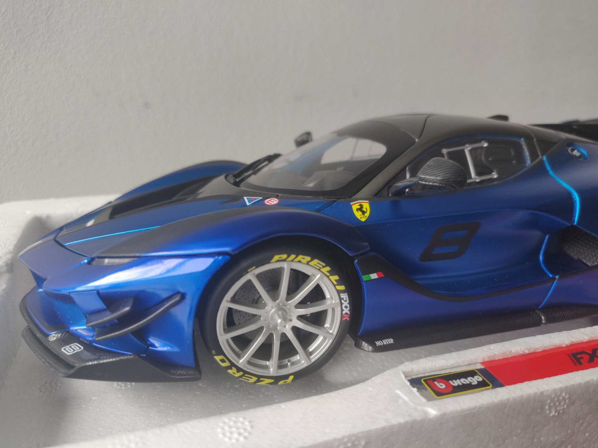 Ferrari Modelisme On Twitter Absolutely Awesome Ferrari Fxxk Evo N 8 1 18 By Bburago Only Available In Japan Can T Resist Fxxk Addict Corseclienti Https T Co Dtlxidn2dg