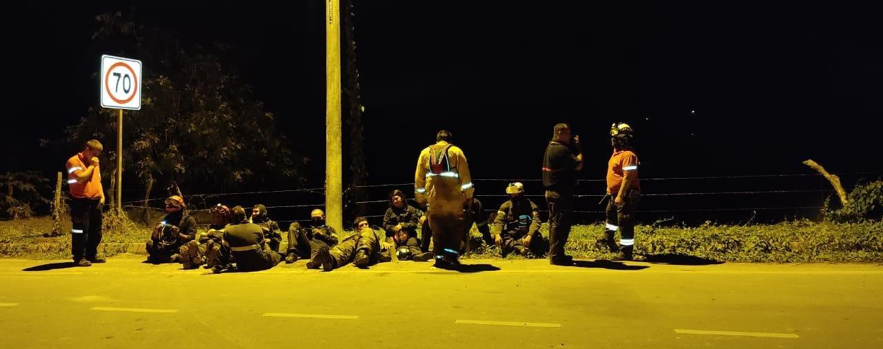 Cuerpo de Bomberos de Manabi