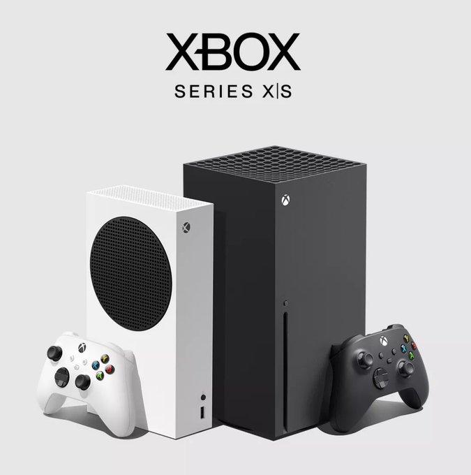 Xbox Series X / S Pre-Order