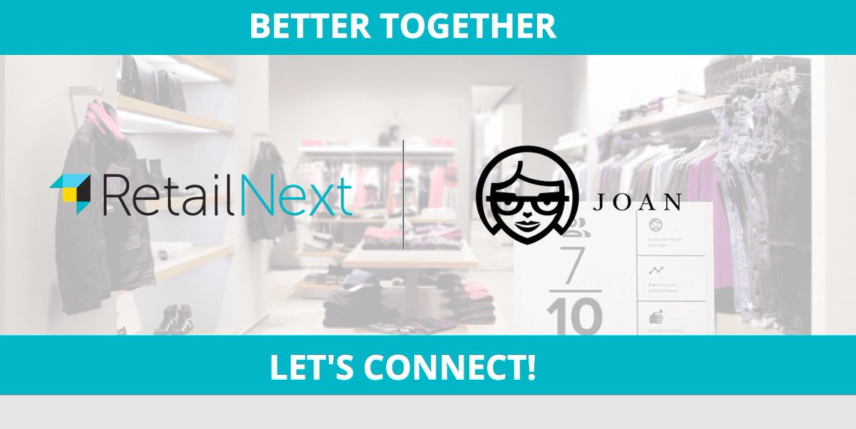 RetailNext's live #occupancy solution combined with Joan Sign is the perfect combination to help retailers and other location-based enterprises to communicate live occupancy data to visitors in a cost-effective way using energy-efficient e-paper displays. https://t.co/FWmCXULZ4R https://t.co/yYxaTZdjZH