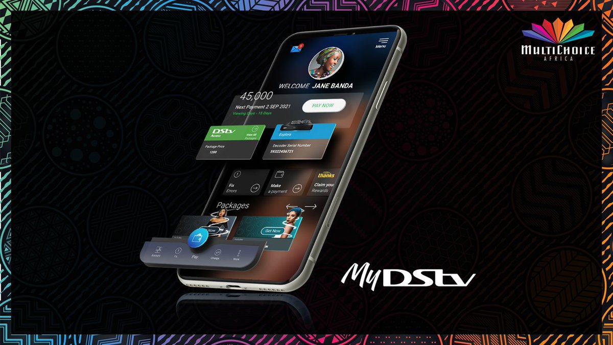 DStv and GOtv are in the forefront of innovative ideas that make it easy for customers to stay connected. Using the available self-service apps, customers can simply pay for their subscription or upgrade to a higher package at a click of a button. #MultiChoiceShowcase2020 https://t.co/b8RTkGmka4