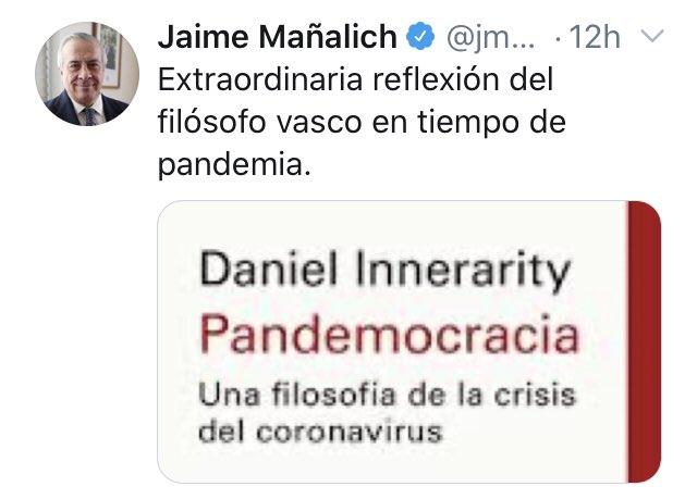 No se olviden van 101 días y Mañalich aún no va a la cárcel.  Y Blumel, día 56. Reflexión tras las rejas.👇🏾 #AcusacionConstitucional  @PiensaPrensa @EPInforma @Mister_Wolf_0  @Licomita @valpoinformado @prensaopal @Chileokulto @delosquesobran @PaoladrateleSUR  #PiñeraAsesino https://t.co/FQ5FhZJVAH