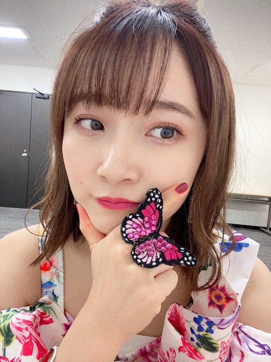 【13期14期 Blog】 『#花柄衣装 でした笑』森戸知沙希:…  #morningmusume20 #ハロプロ