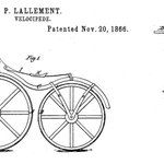 Image for the Tweet beginning: Perhaps your velocipede looks a
