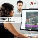 Image for the Tweet beginning: Check out our AutoCAD Training