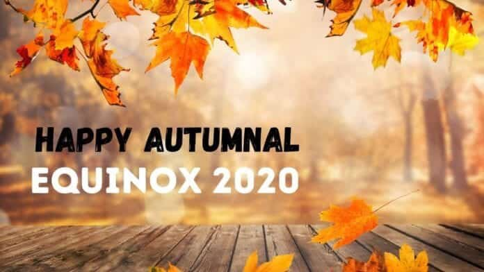 What a beautiful day we have to mark the Autumn equinox #Autumnequinox https://t.co/jAu9nGbFHu