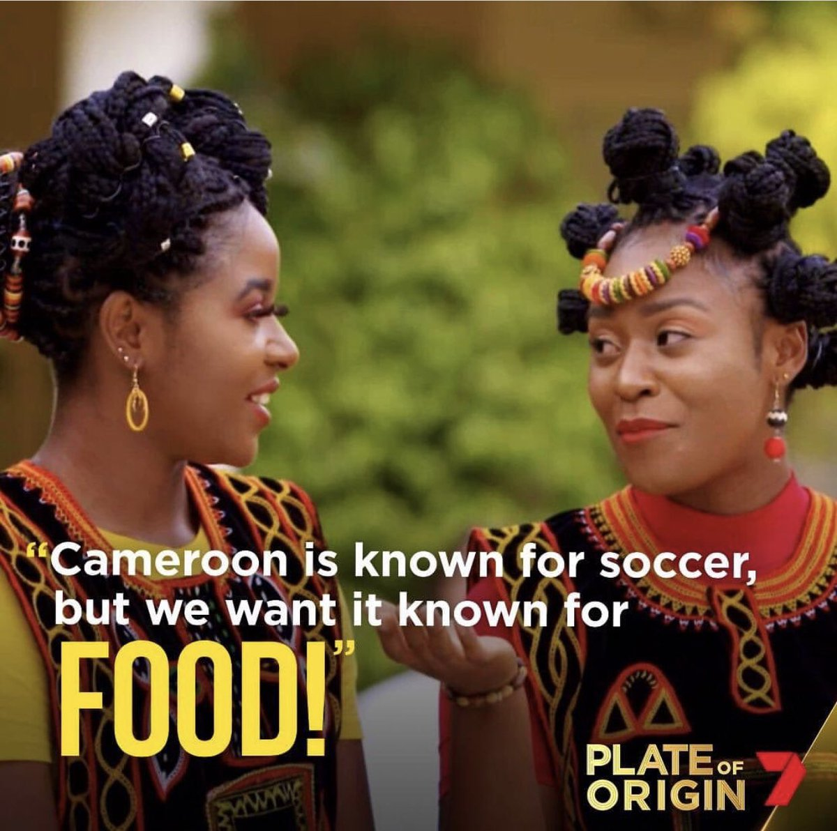 Congratulations to Ashley and Kelly. You girls didn't win the cash prize of 100,000 Dollars amounting to CFAF 55, 618, 800, 00, but You are WINNERS!   #MissGinaPromotes #Cameroon #cookingclass #PlateOfOriginAU https://t.co/xWVGj305Md