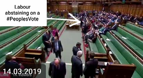 WTF !!!? Keir Starmer just said that Labour must stop 'banging on' about Brexit. Sorry, but Labour never 'banged on ' about Brexit. Instead, it ignored the wishes of the vast majority of its membership by blocking a 2nd ref and supporting this Tory Brexit every step of the way! https://t.co/Ktjr9HfNzO
