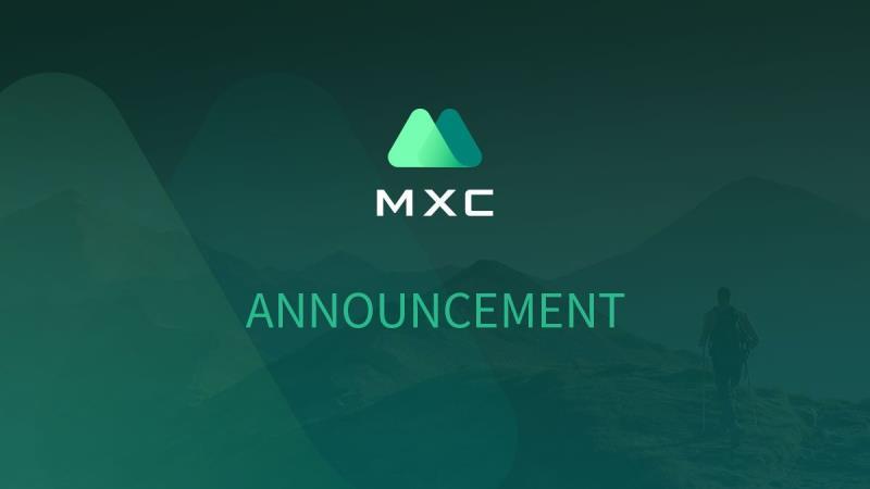 Tweet by @MXC_Exchange
