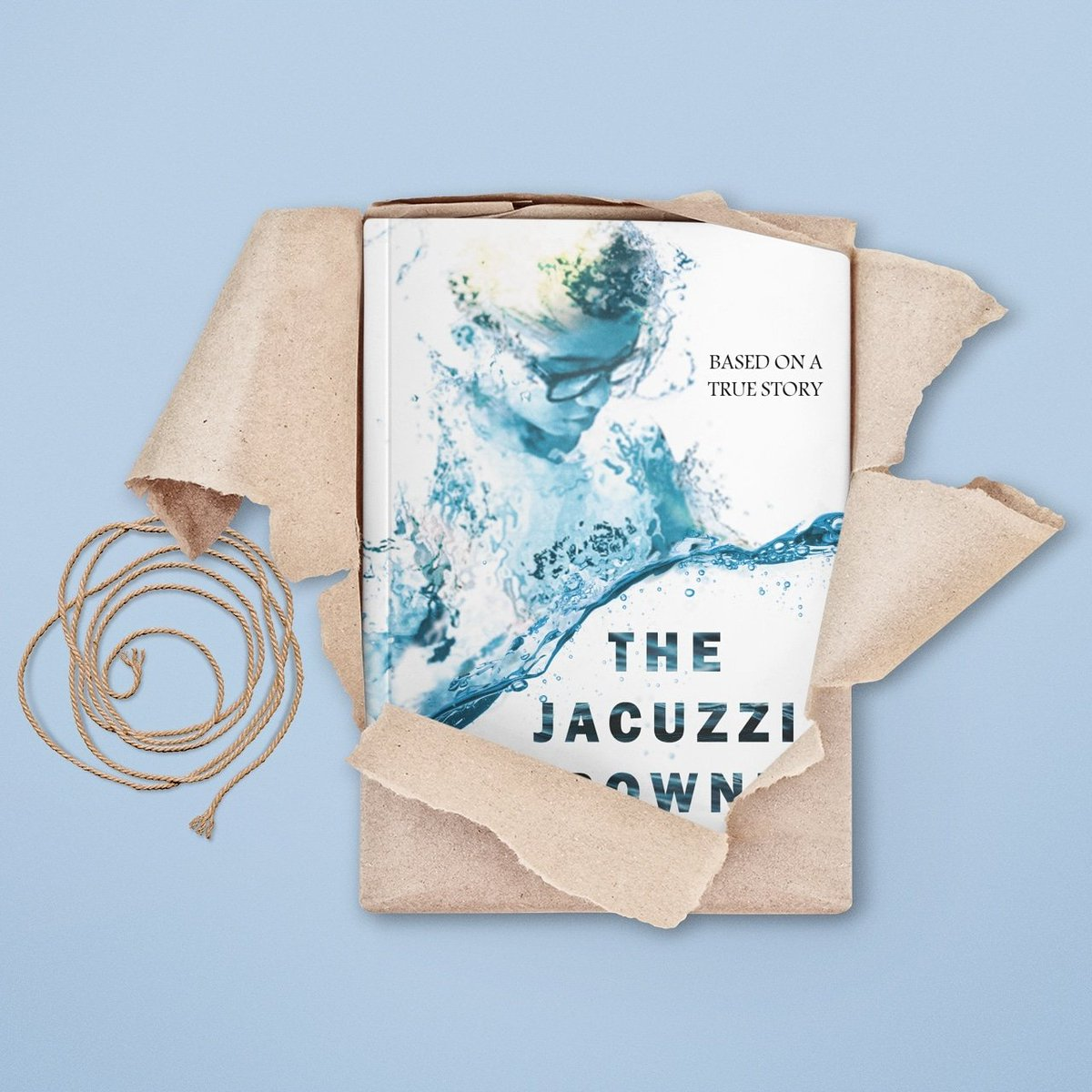 """""""The Jacuzzi Drowned"""", the Engliah veraion of غريق الجاكوزي is now available as paperback at https://t.co/gmY2BCwbVK.   . . .  #Written by Salha AlSaeedi #Narrated by Azza Alqursi #Translated by Rachel Zaki https://t.co/3Q2ijYHRdk"""