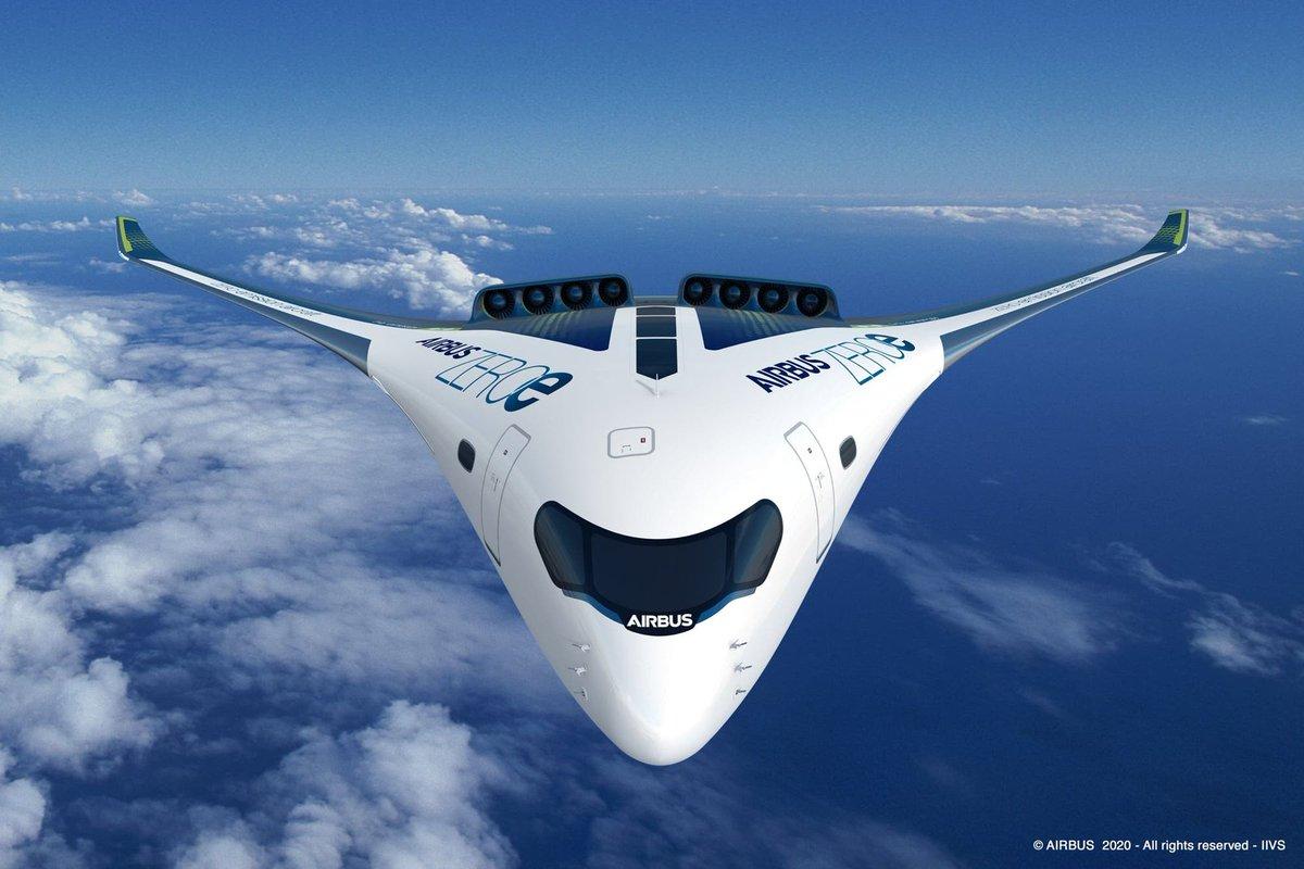 Airbus podría tener aviones de pasajeros con motores de hidrógeno para 2035 https://t.co/G7FXT4epp5 https://t.co/nneiOm2pCp