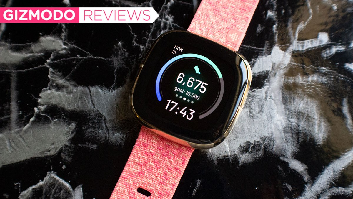 The Fitbit Sense is one hell of an ambitious smartwatch