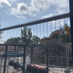 Just the last bits of rubble remain. Well done to all involved with the successful demolition of the building on East Cliff, Preston @HSDemolition @Cassidy_Ashton @EricWrightGroup
