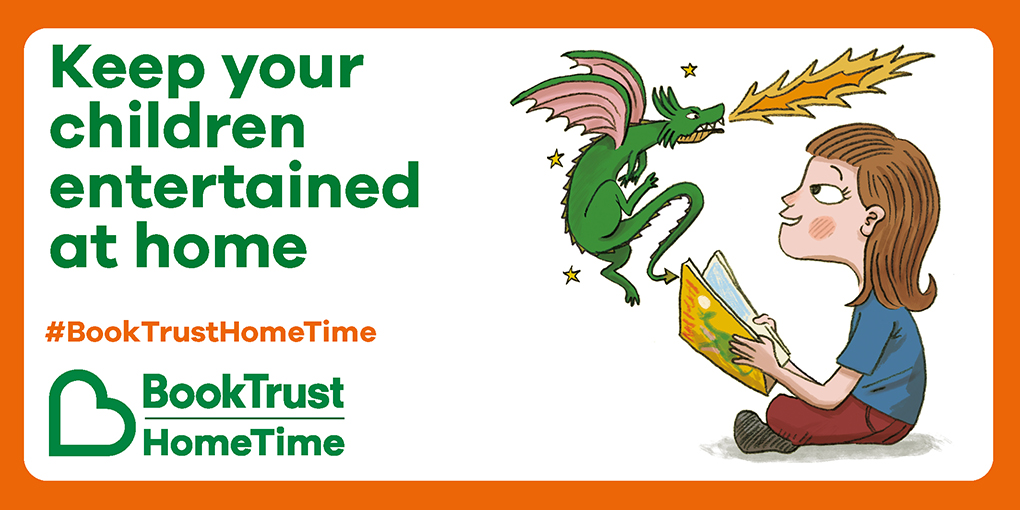 Looking for fun activity sheets? We've got heaps and heaps for you to download and print on #BookTrustHomeTime - there are puzzles, colouring, crafts and more! Check them out here: https://t.co/ylXfJyUP6o https://t.co/EIhUjpVnuR