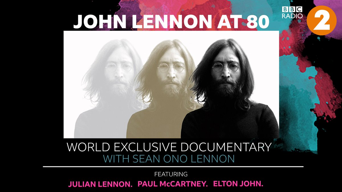 Imagine a celebration of @JohnLennon's life. 💗  Alongside classic performances, in this two-part documentary, @SeanOnoLennon interviews @JulianLennon, @PaulMcCartney and @Eltonofficial.   Landing on the 3rd and 4th of October, 9-10pm.   📸: David Nutter / Yoko Ono Lennon, 1969 https://t.co/YZcPnlFWz1