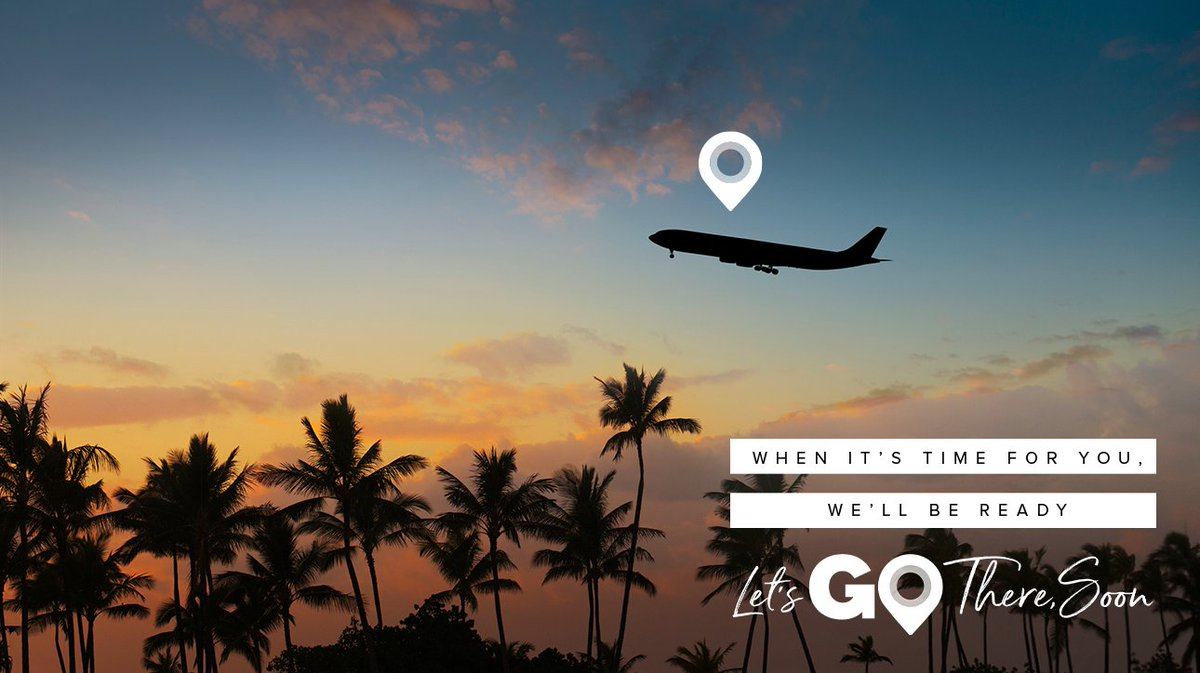 Just planning a future trip reduces stress and improves happiness. LAX is happy to join @USTravel encouraging people to dream about their next big adventure. Where will you go next? We are ready when you are. #LetsMakePlans #TravelSafely  🛫  https://t.co/6UINO9iqTk https://t.co/s9fQIqoUNT