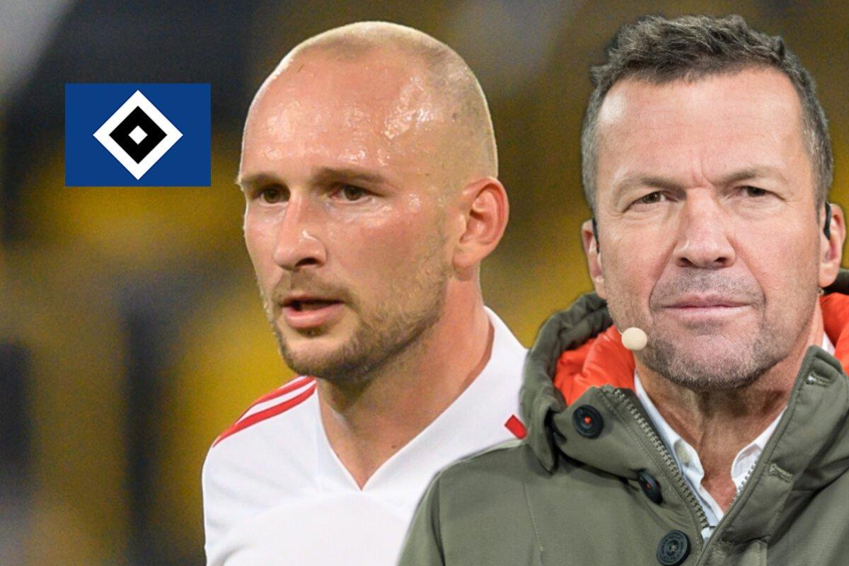 Das sagt Lothar Matthäus zum Skandal um HSV-Profi Leistner. #nurderHSV https://t.co/VQHeyJapF2 https://t.co/YkX0soBFbq