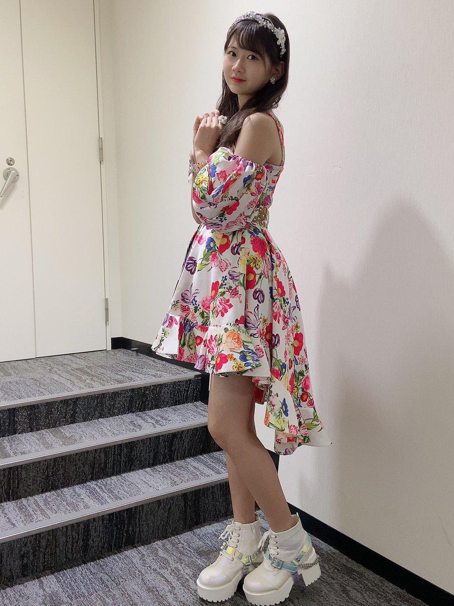 【15期 Blog】 生田さんに可愛くして貰ったよ♡ 岡村ほまれ:…  #morningmusume20 #ハロプロ