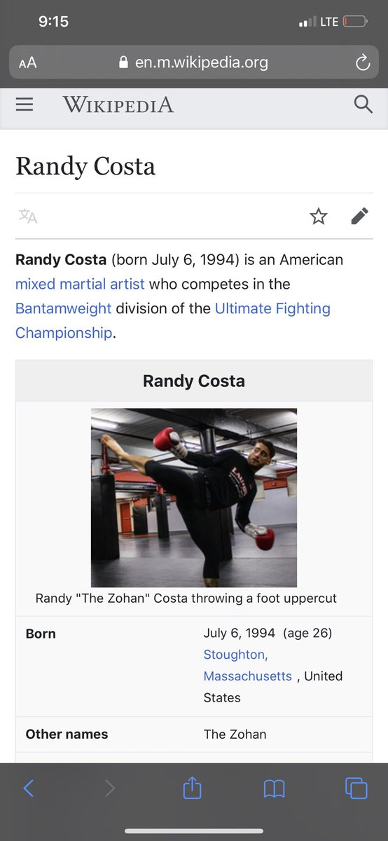 LOL @ the caption to the Wikipedia picture.  Well played to whoever made this. 🤣👏🦶 https://t.co/MTKjt46eTA