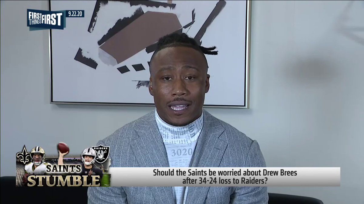 The Saints have swagger — from the way they approach practice, what they do in the locker room, and that starts w/ Sean Payton. Sometimes you win w/ that attitude, sometimes you lose. — @BMarshall