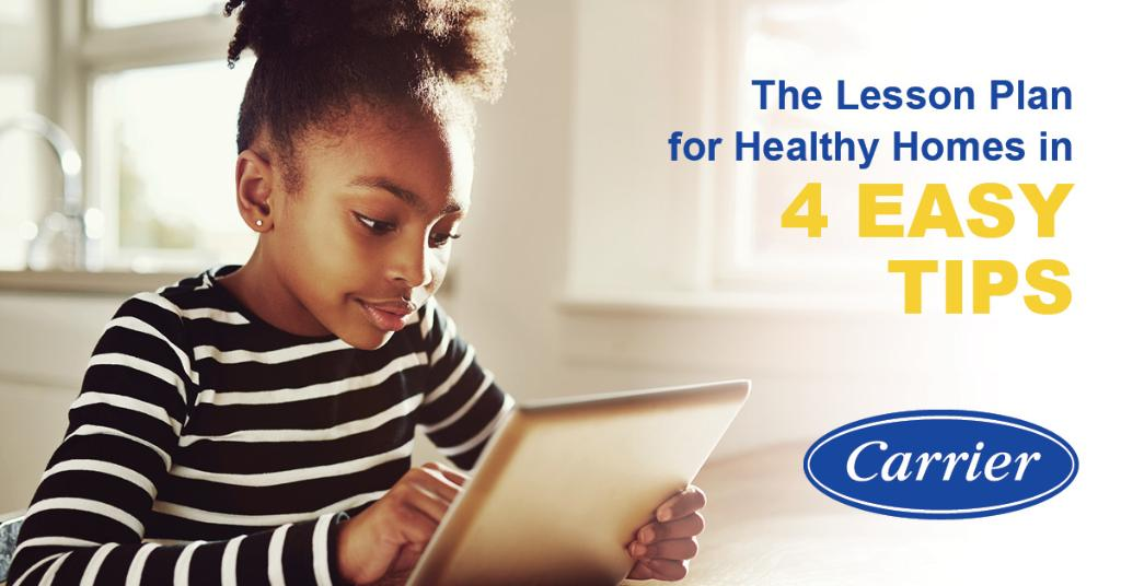 Back-to-school is an exciting time of year, and we understand that it may look different this fall.   Follow the link for our lesson plan with 4 tips for creating Healthy Homes and involve your children in learning about safety and their environment: https://t.co/RRvLj6234W https://t.co/yTIRjOri77