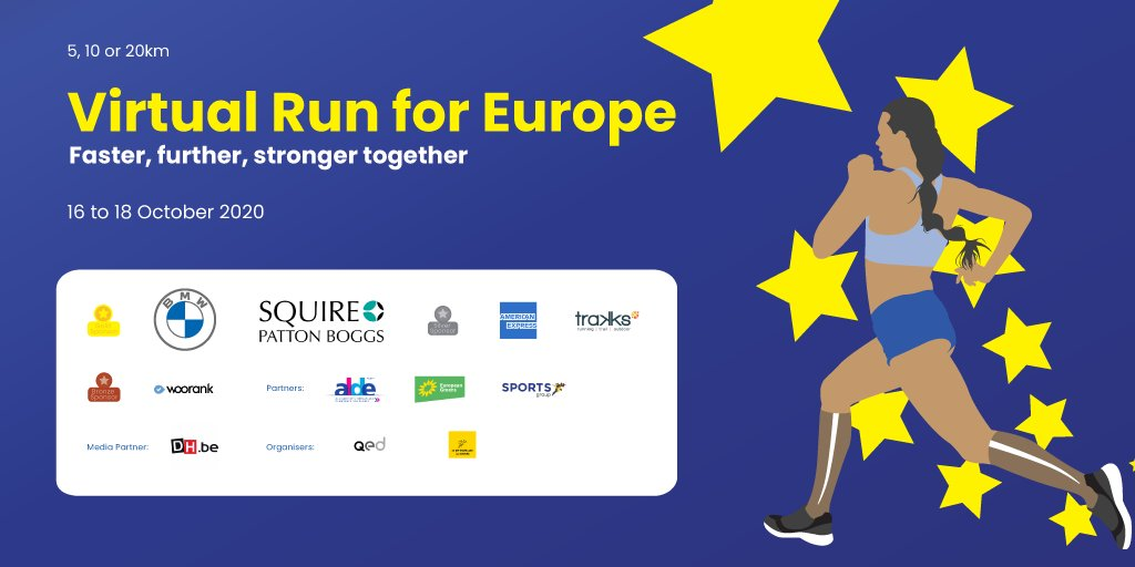 #TeamSPB 🇧🇪 is delighted to sponsor #RunforEurope 2020, a virtual charity run/walk from @QEDBrussels  🏃  Our colleagues from all over Europe are getting involved, entering teams and donating to their chosen charities.  Why not join us? 👉 https://t.co/sfZ3hF5ja6 #SPBMyWellbeing https://t.co/XIRoO96ARE