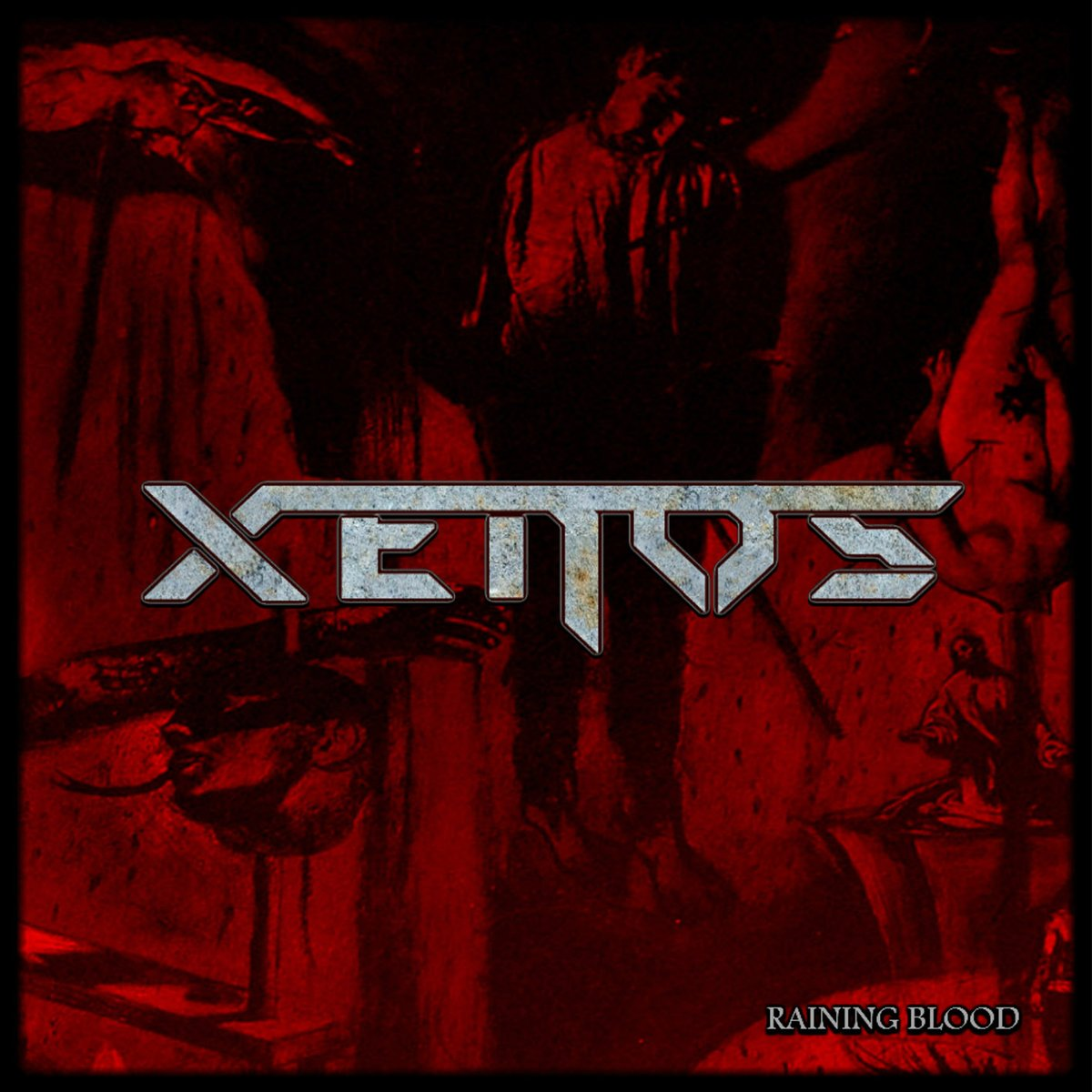 """- CLUB INFERNO news:  The Sicilian Thrash Metal masters XENOS will release on October 12th the cover of the classic """"Raining Blood"""" from SLAYER's masterpiece """"Reign in Blood"""". #xenos #thrashmetal #thrashmetalmusic #slayer #slayernation #rainingblood #cover https://t.co/pYgY4lxoMP"""