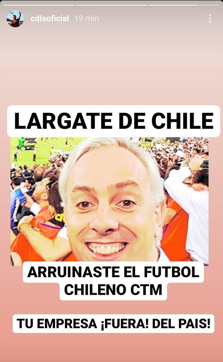 Hackearon el instagram de Club Deportes La Serena 👀 @CDLS_OFICIAL https://t.co/qWQVyBs7Bh