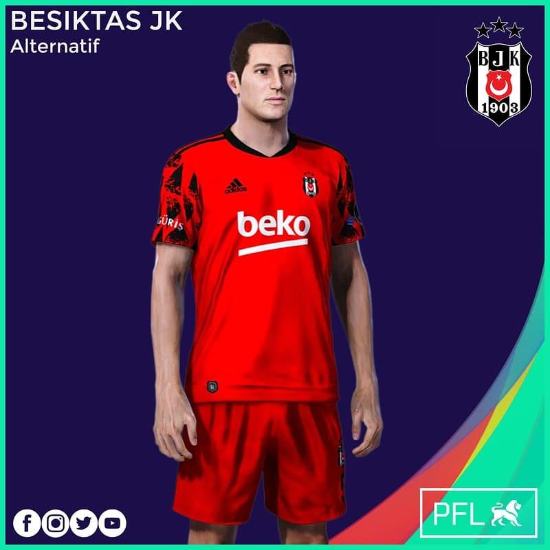 Beşiktaş JK 20/21 alternatif formasının kol desenleri güncellendi. Sitemizden indirebilirsiniz.  #eFootballPES2021 #eFootballPES2020 #pes2021 #pes2020 #pes2019 #pes2018 #beşiktaş #beşiktaşforma #adidas #bjk #pesturkey #pesturkish https://t.co/1kgvGOOYZC