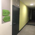 Завершены работы по чистовой отделке МОП в жилом комплексе у метро Черная речка.
