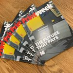 Image for the Tweet beginning: We love all printed magazines.