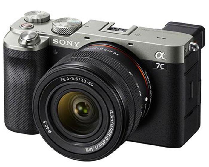 Sony ha lanzado su nueva cámara Full Frame de óptica intercambiable y compacta, la nueva SONY A7C 😎 ¿Qué opinas de ella?  Entra en el foro y deja tu opinión 👉 https://t.co/9vWpizgMCg https://t.co/kEPoqLPgNm