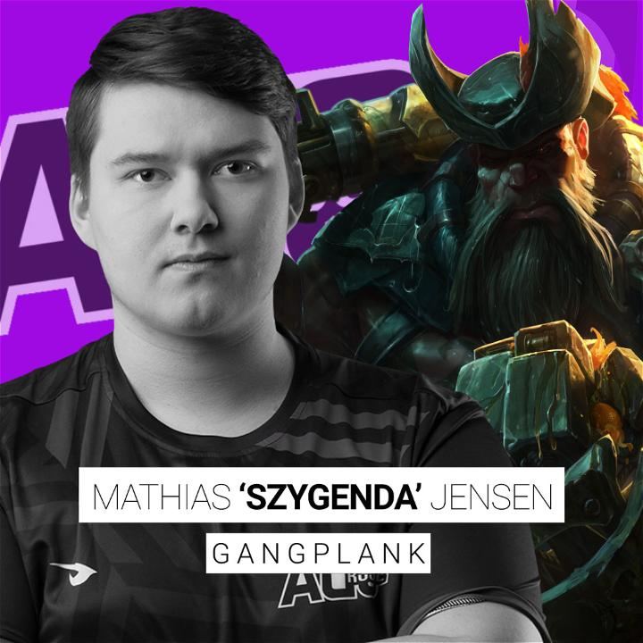 EUMasters - Yarr harr harr and a bottle of... JUKES:  Take a closer look at @SzygendaLoL's Gangplank in this week's #EUMasters Mechanics!