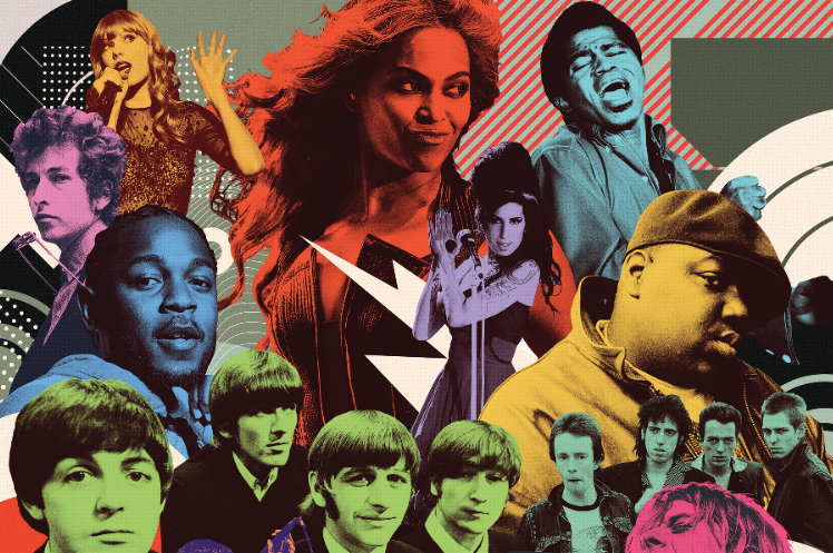 Our list of the 500 Greatest Albums of All Time was originally published in 2003. But no list is definitive, so we decided to remake it from scratch. The voters included Beyoncé, Stevie Nicks and many more. Here we present our new #RS500Albums: https://t.co/nv9ePSZ6Pg https://t.co/smVdTSCrLL