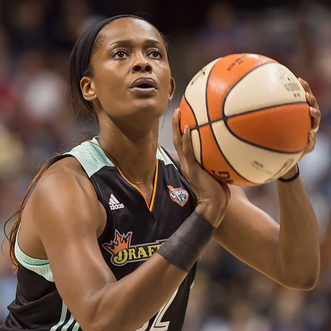 Happy Birthday Swin Cash (Class of 2021)! #wbhofamer