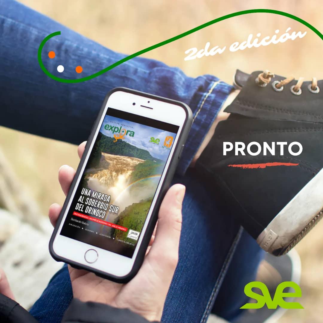 test Twitter Media - Nos encontramos ya trabajando en la II edición especial de la Revista EXPLORA con @SVEcologia,  @provita_ong y @surdelorinoco para seguir aportando a la documentación, información y denuncia de la situación que se vive al #surdelorinoco. #NoAlArcoMineroDelOrinoco https://t.co/NdEmZvnSHU