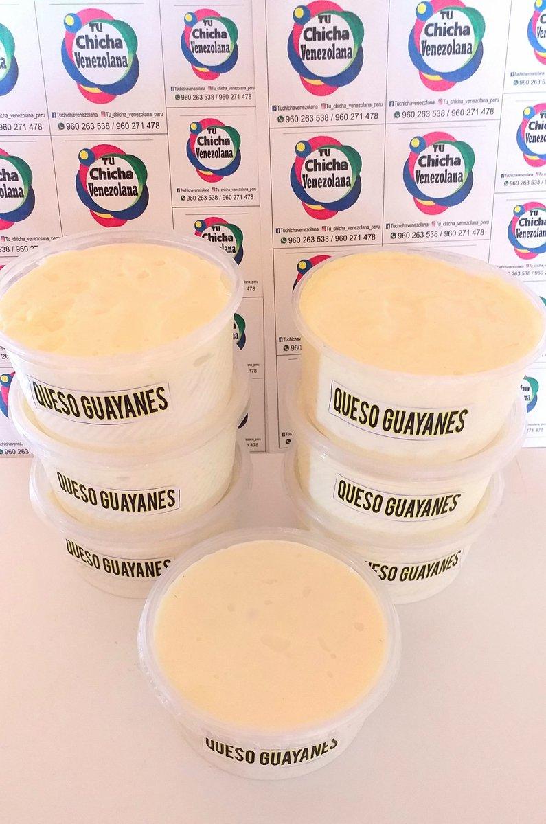 Delicioso queso guayanés venezolanos hechos en Perú https://t.co/t4c1Js8LqU