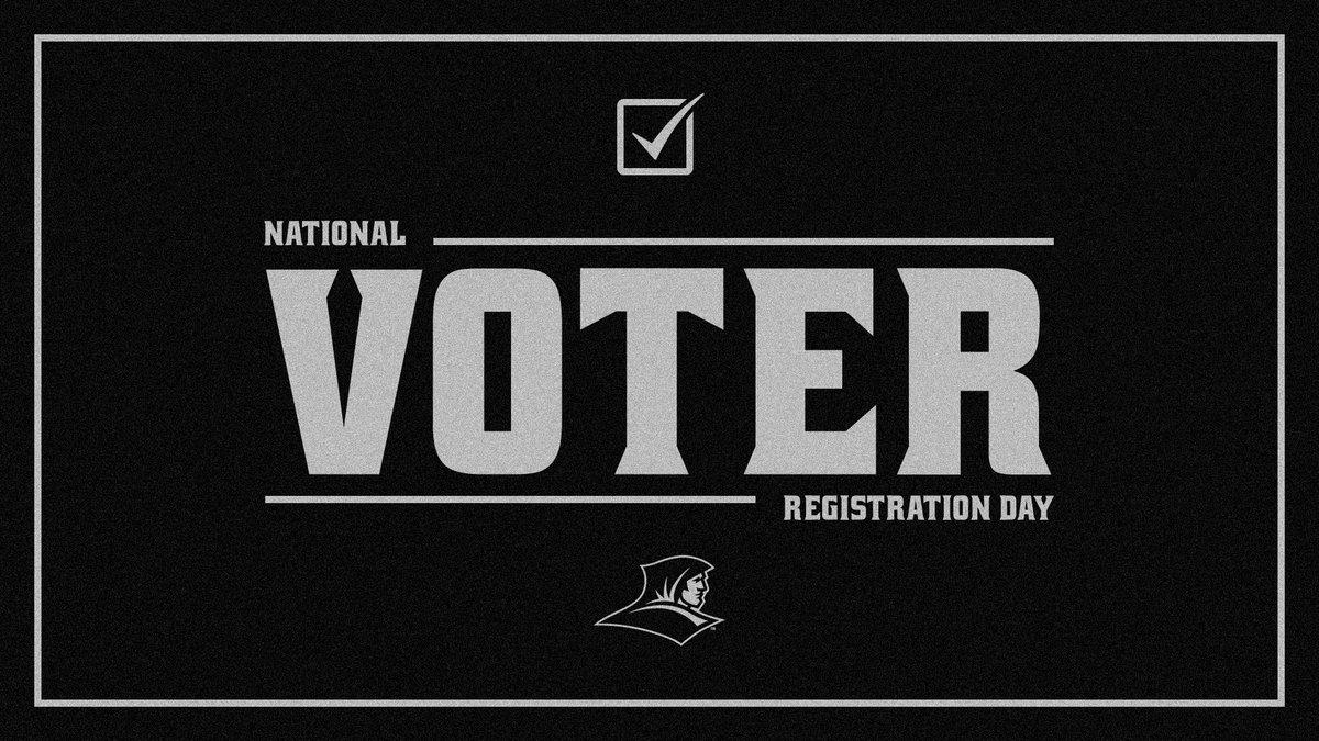 Are you #VoteReady? Register to vote today! ☑️ Vote.gov