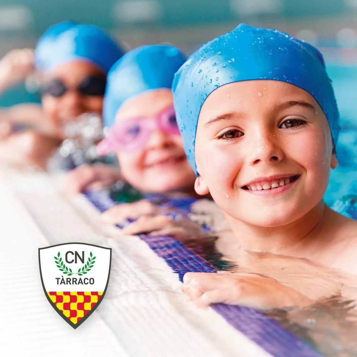 Aquesta tardor, aprèn a nedar al Tàrraco! Cursos natació per a nens/es de 3 a 14 anys. De dilluns a divendres a les 17.25h o 18.20h i/o combina-ho amb els matins dissabte o diumenge a les 10.15h o 11.15h.Tria 1 dia,2 o 3 a la setmana! #cntarraco #natacio #aprenanedarambeltarraco https://t.co/qPjDxAxB1y