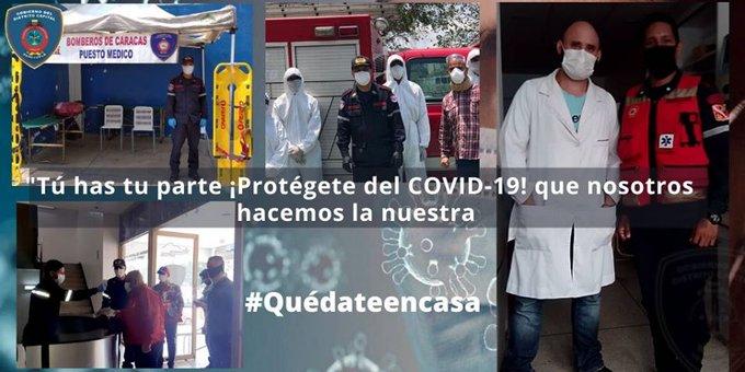 #22Sept Seamos responsables y sigamos con la lucha contra el #Covid_19, solo con responsabilidad y precaución podremos detenerlo @NestorLReverol @angeljeke @DGNBEnLinea @opsoms @bomberos_dc @BomberosMiranda  #CuarentenaRadicalDisciplinada #QuedateEnCasa #CuarentenaPorLaVida https://t.co/LRfM2lhmiQ