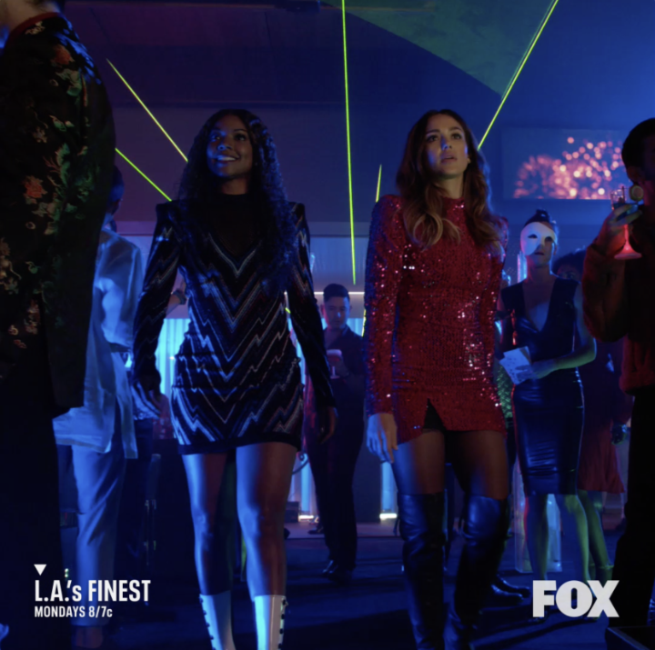 Don't worry if you've missed the premiere of #LAsFinest! We got you covered here: fox.tv/lasfinesttw
