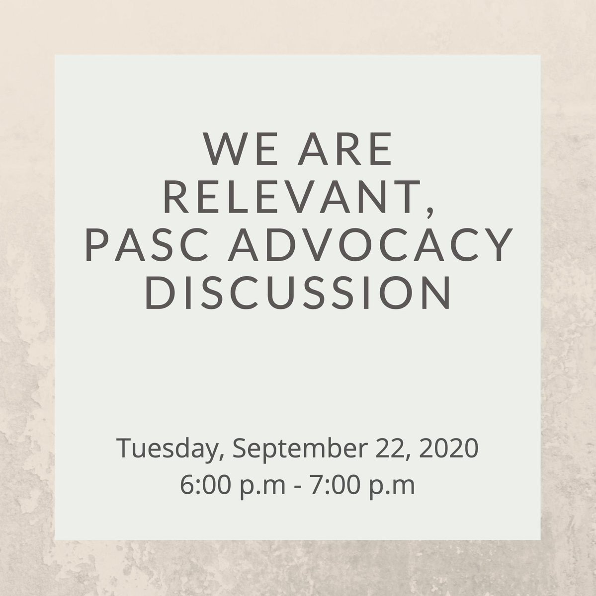 After registering, you will receive a confirmation email containing information about joining the webinar.  #pasc #pascla #ihss #consumers  #providers #losangeles #LACounty https://t.co/87CJo1uqSC