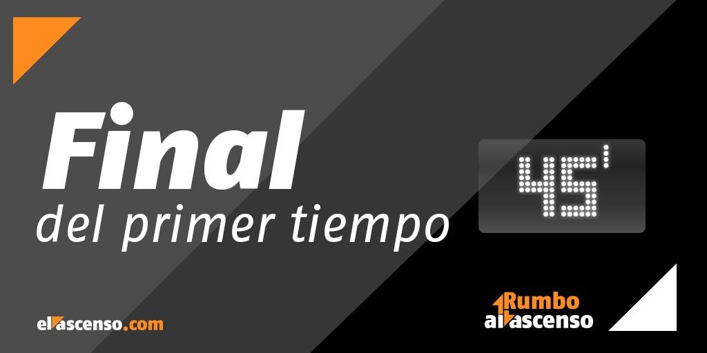 #SegundaDivision  FINAL del PRIMER TIEMPO  Sud América 0 Rampla Jrs. 0 https://t.co/rRAmoYou5V