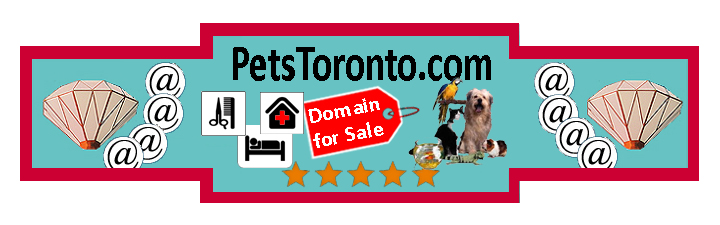 #Toronto #Domain for #Sale of https://t.co/mLmabfdhEB 🐕🐈🐇 - Diamond value domain ideal for #Pets #Daycare 😺🐶 #PetCare #Retail #Clinic #SharkTank #DragonsDen #Store #Boutique OR whatever your #Savvy #Venture might be! At: https://t.co/woSK8T61NL & https://t.co/aSyWRRWuxg 💎 https://t.co/kbvSLdkJlT