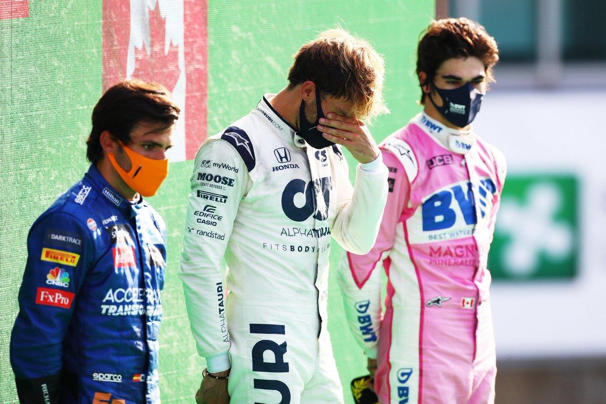 #ItalianGP #alphatauri  #F1 #monzagp #pierregasly https://t.co/Ej2nW1AnIb