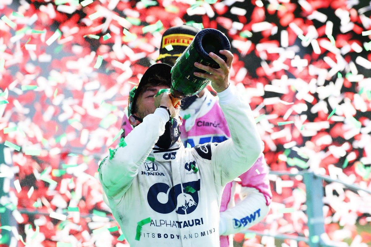 #ItalianGP #alphatauri  #F1 #monzagp #pierregasly https://t.co/X5dC8n4lia