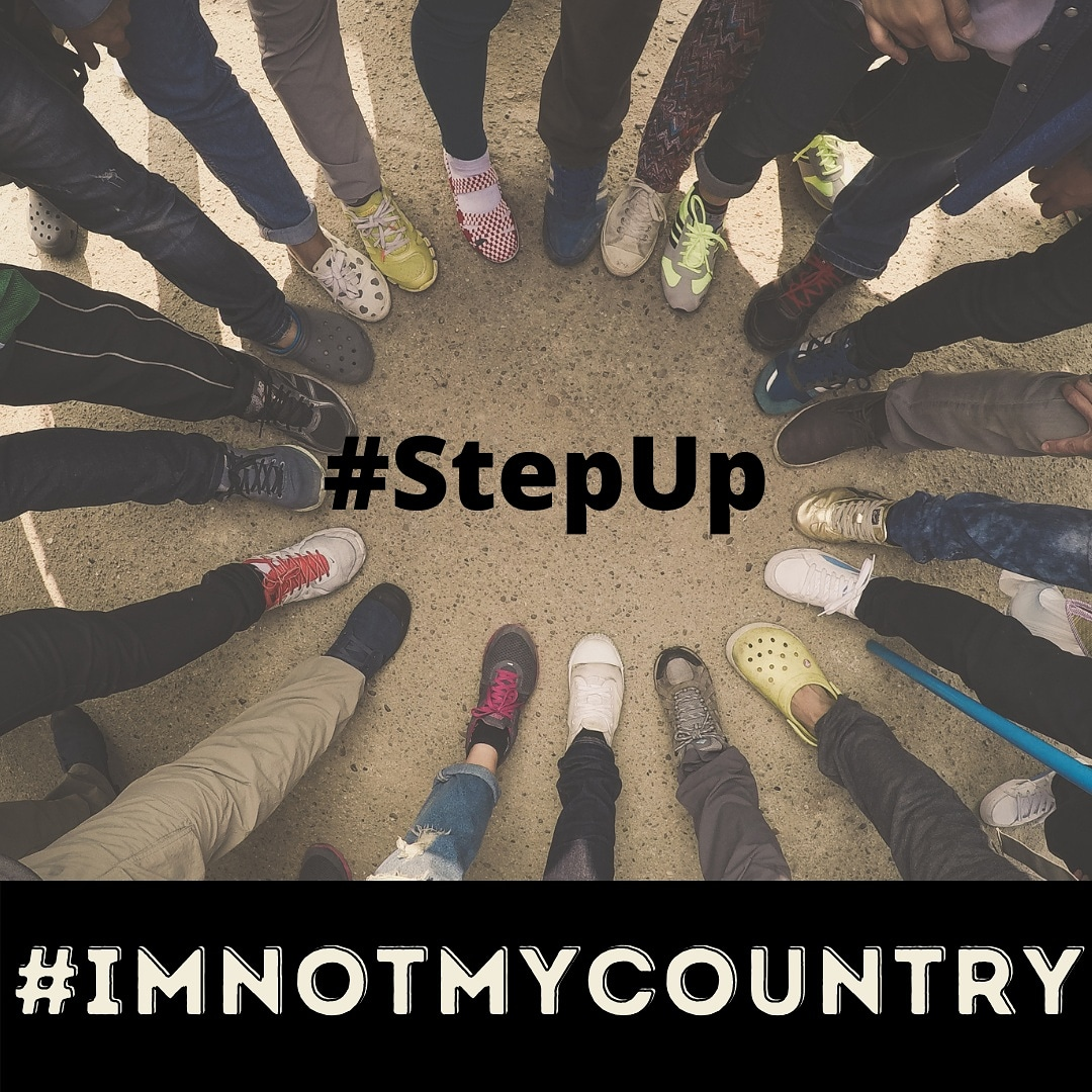 #StepUp #Covid_19 #Louisvilleprotest #Protests #VoteReady   Be together.  We are stronger as a united people. No mater the color, nationality or #race https://t.co/QdsweTDdhn