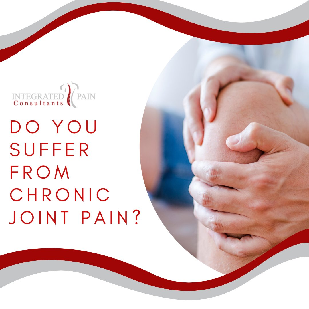 Do you suffer from chronic #jointpain? If so, you know the #pain can be unbearable. We have a team of cutting edge specialists who know how to help you find #relief. Visit our website for more information. .. #chiropractor #painrelief #chronicpain #holistichealth #holistichealing https://t.co/pxY3xaifOz