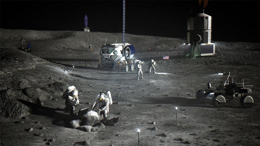 NASA publishes Moon landing plan for 2024 https://t.co/dkkpQzVlql #Artemis #NASA #Moon #MoonLanding #lunar #future https://t.co/eMEwG1e5vJ