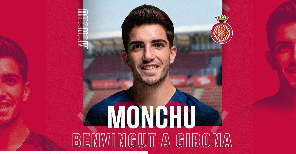 [#SegundaDivision🇪🇸] Le #Barça prête #Monchu à #Girona ! https://t.co/5ykqzLtNII